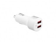 3SIXT Car Charger 4.8A - White