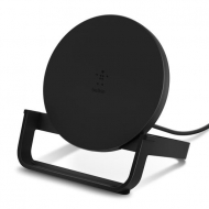 Belkin  Boost Up Charge - Wireless Charging Stand 10W (AC Adapter Not Included) Black